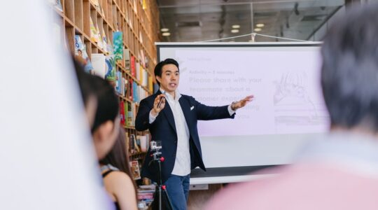 A Step By Step Guide To Business Coaching